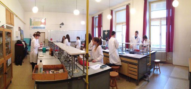 Cemické laboratórium